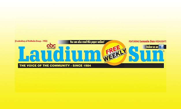 Laudium Sun – February 2, 2018