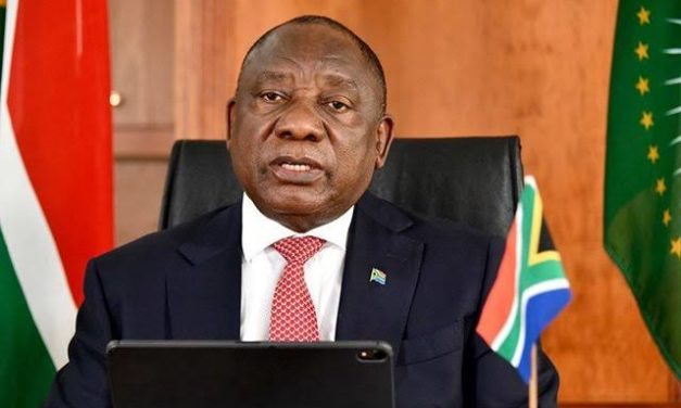 SA moves to lockdown level 2