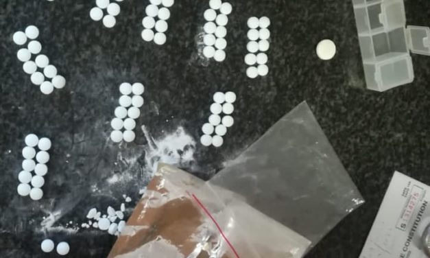 Two suspects nabbed for possession of drugs amongst four arrested in Laudium