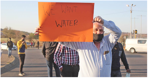 5 days without water leaves residents thirsty for answers as Rand Water ducks & dives in a dry response